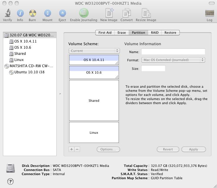 EFI-Booting Ubuntu on a Mac
