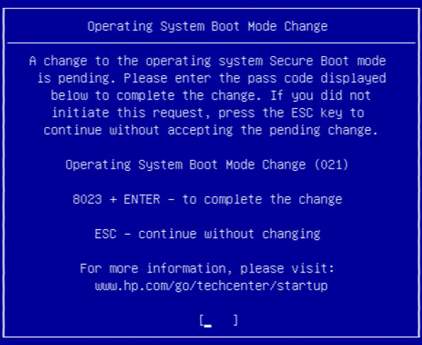 Managing EFI Boot Loaders for Linux: Dealing with Secure Boot