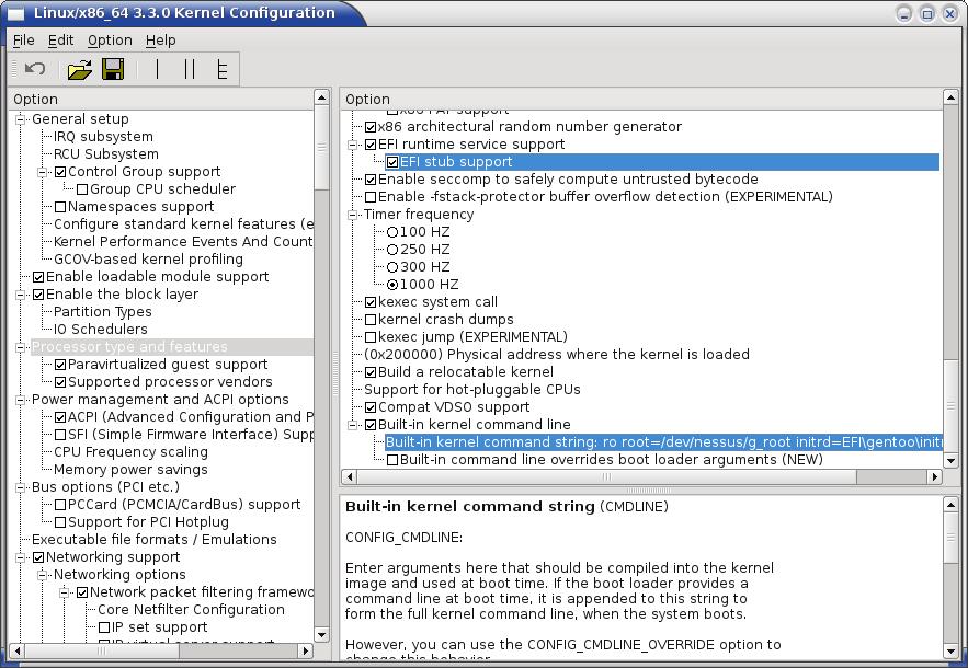 Managing EFI Boot Loaders for Linux: Using the Kernel's EFI