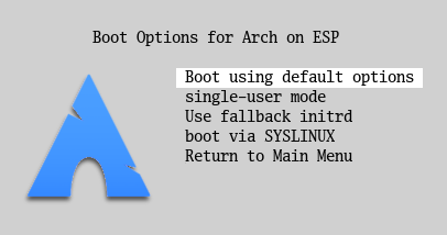 The rEFInd Boot Manager: Configuring the Boot Manager