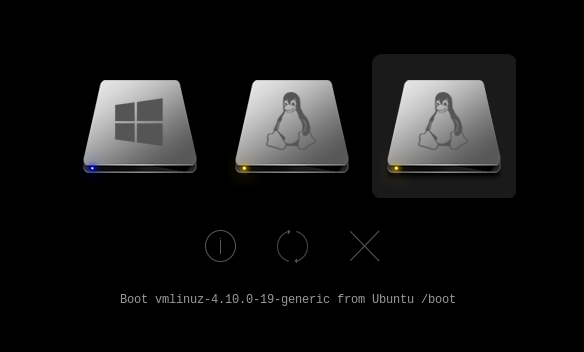 The rEFInd Boot Manager: Theming rEFInd